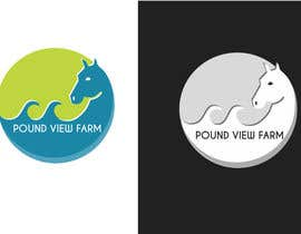 #20 untuk Design a Logo for Pond View Farm oleh sunsetart