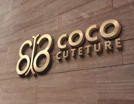 "#123 untuk Design a Logo for ""CoCo CUTEture"" oleh nizagen"