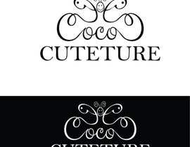 "#57 untuk Design a Logo for ""CoCo CUTEture"" oleh Erikaerika"
