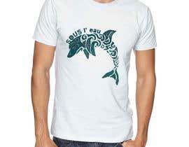 #35 untuk Design a T-Shirt for sous l'eau (underwater) oleh hussainanima