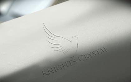 #56 untuk Design a Logo for Knights Crystal Ltd oleh walijah