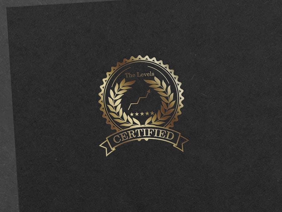 Penyertaan Peraduan #6 untuk Design 'Certified Stamp' Logo