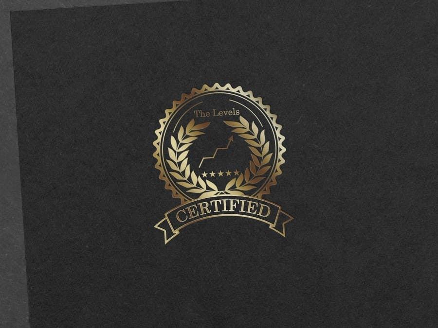 Penyertaan Peraduan #9 untuk Design 'Certified Stamp' Logo