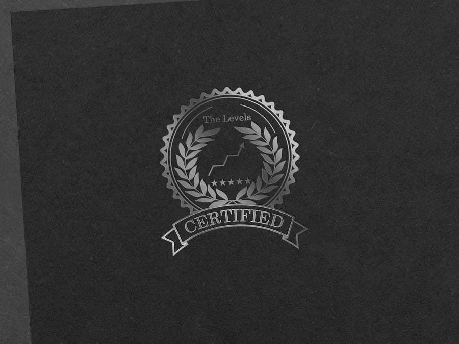 Penyertaan Peraduan #11 untuk Design 'Certified Stamp' Logo