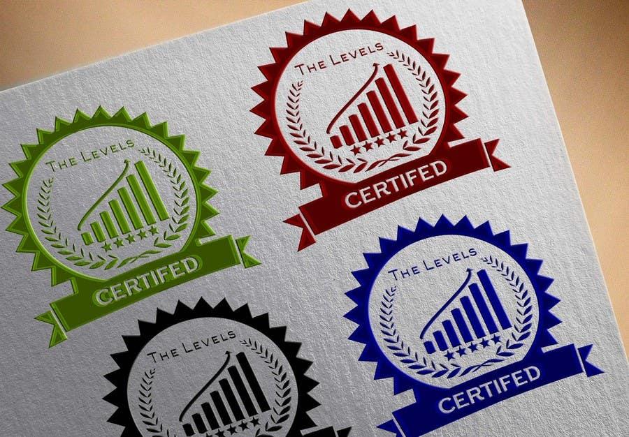 Penyertaan Peraduan #25 untuk Design 'Certified Stamp' Logo
