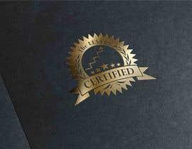 #18 untuk Design 'Certified Stamp' Logo oleh magepana