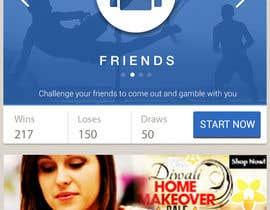 #3 untuk Design an App Mockup for iPhone oleh sharadkantcobain