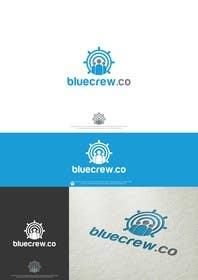 #37 untuk Design a Logo for BlueCrew.co oleh mohammedkh5