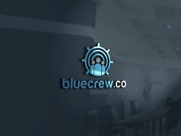 #38 untuk Design a Logo for BlueCrew.co oleh mohammedkh5