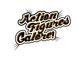 #23 untuk Design a Logo for My Toy Business Called Action Figures Galore oleh ASHERZZ