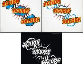 #8 untuk Design a Logo for My Toy Business Called Action Figures Galore oleh coolasim32