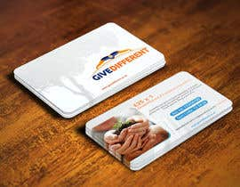 #64 untuk Business card design for a Non-Profit company offer oleh mohanedmagdii