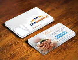 #66 untuk Business card design for a Non-Profit company offer oleh mohanedmagdii