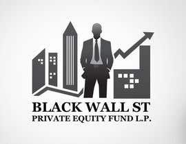 manish997 tarafından Design a Logo for  Black Wall St Private Equity Fund,L.P, için no 17