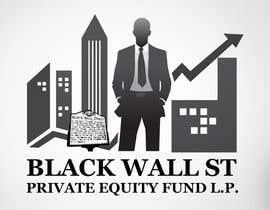 manish997 tarafından Design a Logo for  Black Wall St Private Equity Fund,L.P, için no 18
