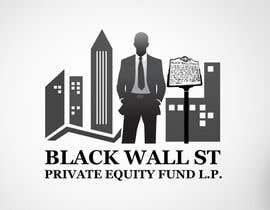 manish997 tarafından Design a Logo for  Black Wall St Private Equity Fund,L.P, için no 28
