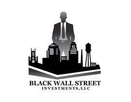 manish997 tarafından Design a Logo for  Black Wall St Private Equity Fund,L.P, için no 33