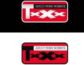#37 untuk Stylish logo for porn website oleh vinu91
