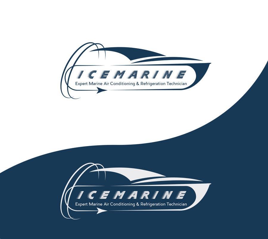 Penyertaan Peraduan #72 untuk Design a Logo for Ice Marine