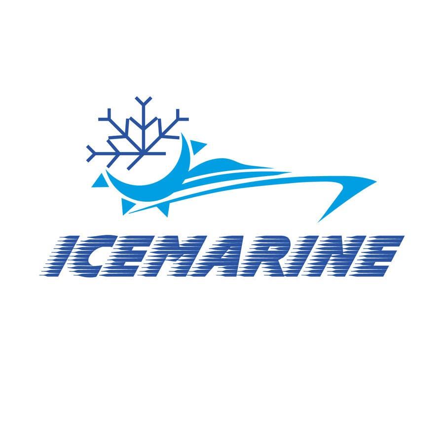 Penyertaan Peraduan #34 untuk Design a Logo for Ice Marine
