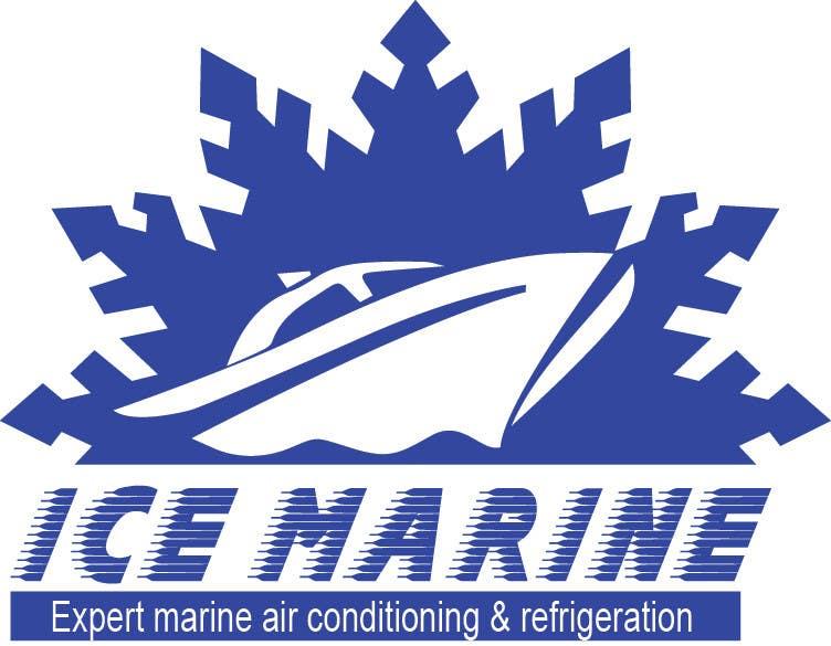 Penyertaan Peraduan #62 untuk Design a Logo for Ice Marine
