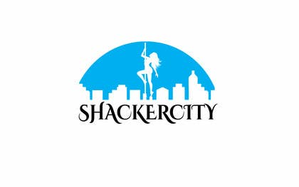 #41 untuk Design a Logo for SHACKERCITY oleh olja85