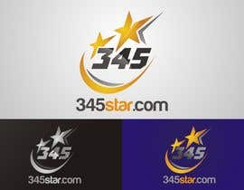 #57 for Design a Logo for 345star.com by paramiginjr63