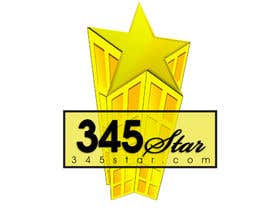 #54 for Design a Logo for 345star.com by dominante26