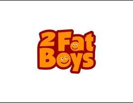 #27 untuk Design a Logo for  2 Fat Boys bbq foodtruck oleh lanangali