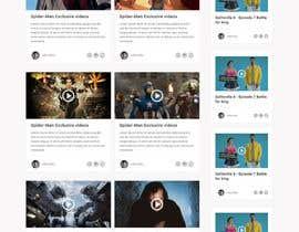 #2 untuk Design a Website Mockup for Social Networking Site oleh negibheji
