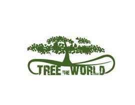 "Sukoediwibowo tarafından Design a Logo for ""Tree the World"" için no 150"