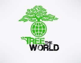 """dezsign tarafından Design a Logo for """"Tree the World"""" için no 84"""