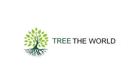 "cristinandrei tarafından Design a Logo for ""Tree the World"" için no 167"