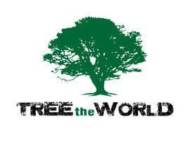 "dariuszratajczak tarafından Design a Logo for ""Tree the World"" için no 154"