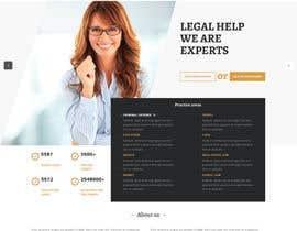 #84 untuk Design a Website Mockup for Friends of Ethics oleh joelkornek