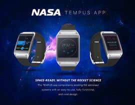 #207 for NASA Challenge: Astronaut Smartwatch App Interface Design. by mirolysyuk