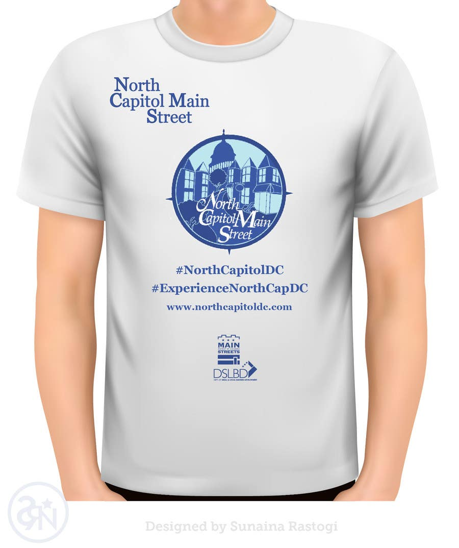 Penyertaan Peraduan #6 untuk Design a T-Shirt for Community Organization