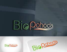 "#1 untuk Design a Logo for company named ""Bio Pohoda"" oleh infosouhayl"