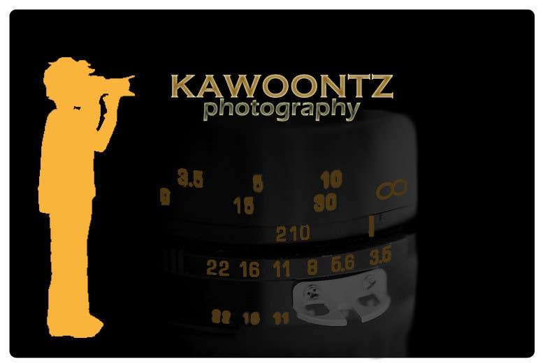 Proposition n°111 du concours Design a Logo for a photography website