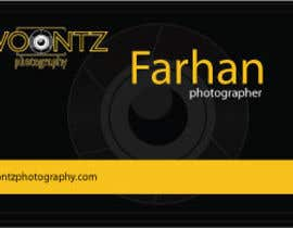 #109 for Design a Logo for a photography website by nsurani