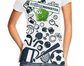 #136 untuk Design a Logo for ScoreMonster.com oleh SummerWings