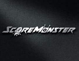 #132 untuk Design a Logo for ScoreMonster.com oleh logosuit