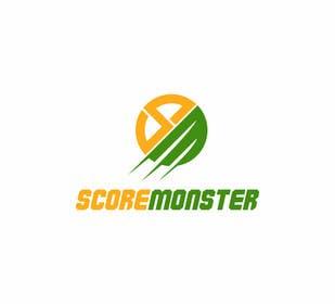 eltorozzz tarafından Design a Logo for ScoreMonster.com için no 78