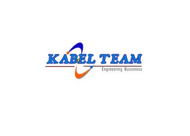 #68 for Design a Logo for  KABEL TEAM d.o.o. - starting a new electrical engineering bussiness by MamaIrfan