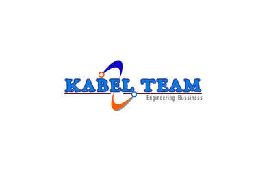 #69 for Design a Logo for  KABEL TEAM d.o.o. - starting a new electrical engineering bussiness by MamaIrfan