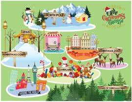 xolotram tarafından Christmas Park Map için no 5