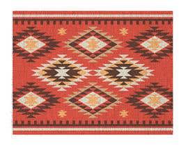 #22 untuk Creative rug designs - Santa Fe style - 3 designs oleh vnvivian