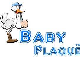#11 untuk BabyPlaque™ Logo Design oleh AnimateModifier