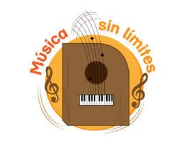 """breitnerj tarafından Diseñar un logotipo para """"MUSICA SIN LIMITES"""" un proyecto social donde se involucra la musica için no 7"""