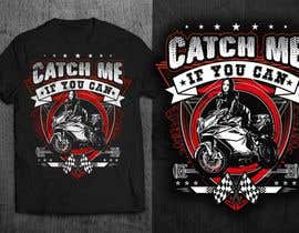 #45 for Catch Me If You Can T Shirt by GautamHP